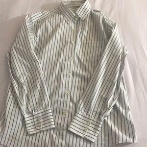 Yves saint Laurent men button down shirt